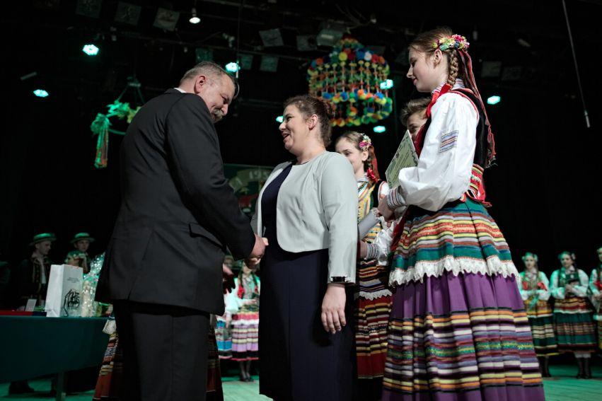 Jubileusz 65-lecia Zespołu Tańca Ludowego UMCS cz. II
