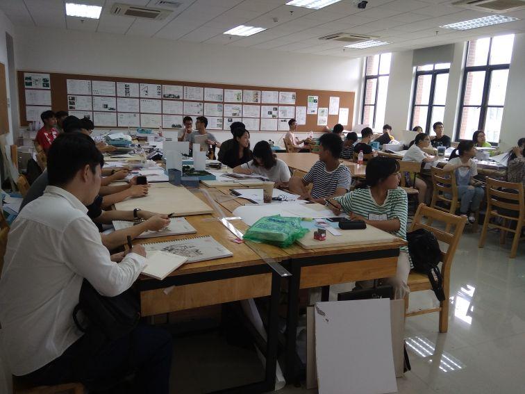 Wizyta na Zhejiang University of Technology