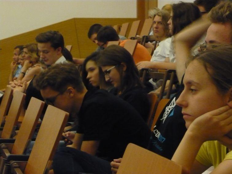 """15.06.2018 r. - """"Spotkania z lingwistyką"""" -..."""