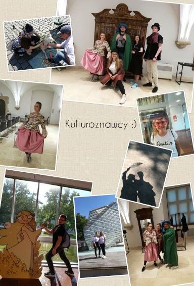 Objazd naukowy III roku Kulturoznawstwa (2018)