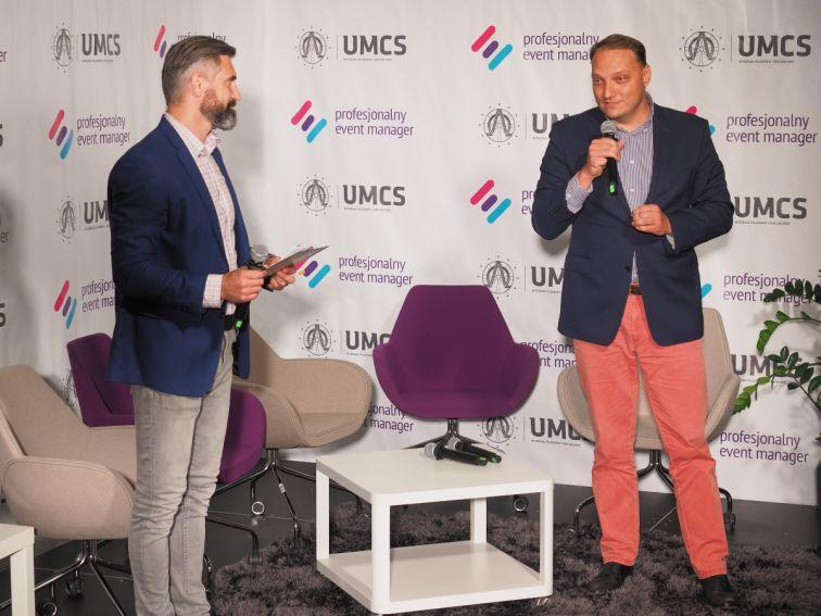 Profesjonalny Event Manager - konferencja prasowa