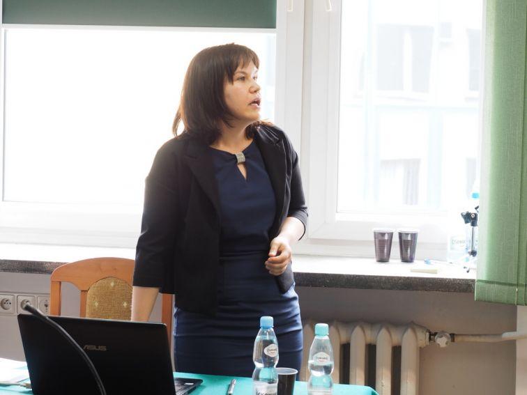 Publiczna obrona rozprawy doktorskiej mgr Justyny Rynkiewicz
