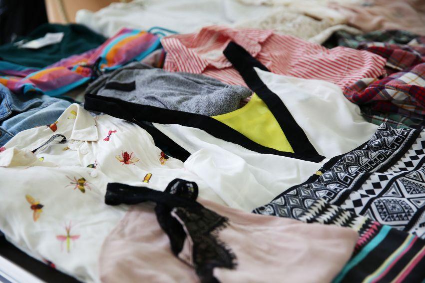 Salebox - studencka wyprzedaż ubrań