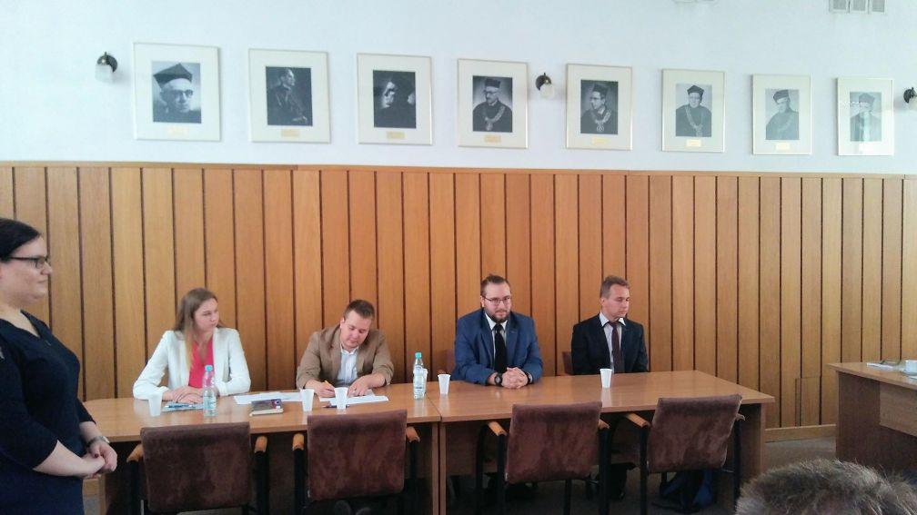 Turniej Debat Oksfordzkich WPiA UMCS