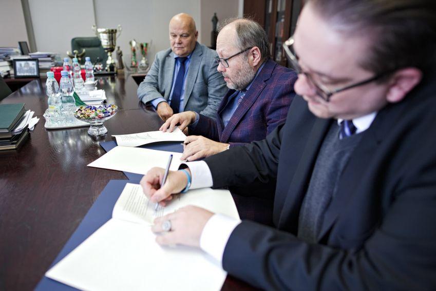 Porozumienie z IKMiSI SILK ROAD i Eurazjatycką...