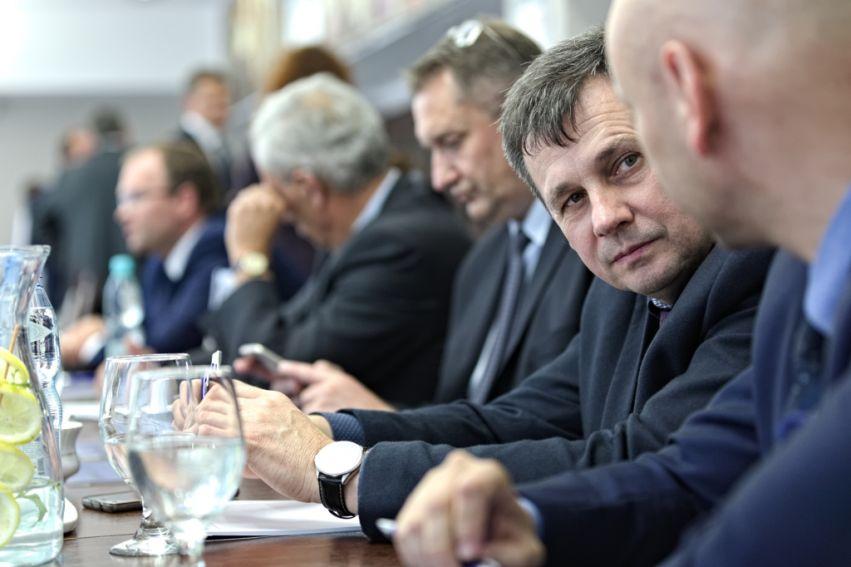 Spotkanie z Ministrem Nauki i Szkolnictwa Wyższego