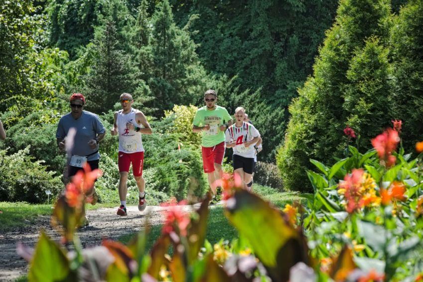 """""""Botaniczna Piątka"""" - bieg w Ogrodzie Botanicznym"""