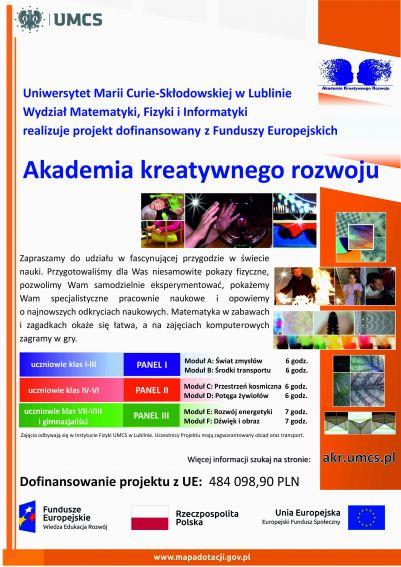 Akademia Kreatywnego Rozwoju