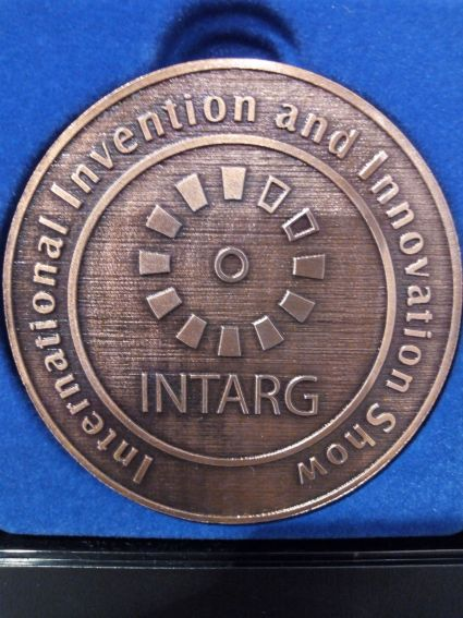 Medale na Międzynarodowych Targach Wynalazków i Innowacji...