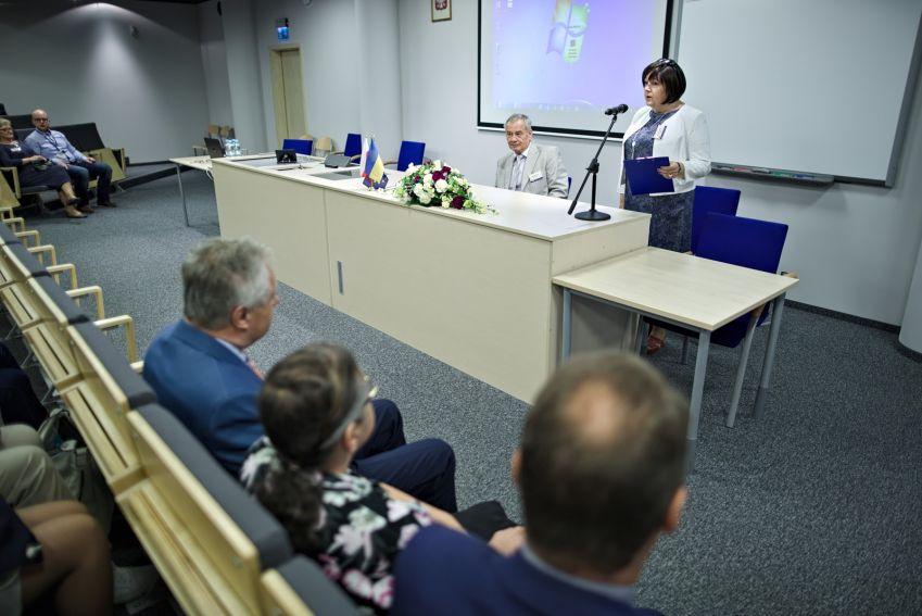 Polsko-ukraińskie sympozjum TESIP-16