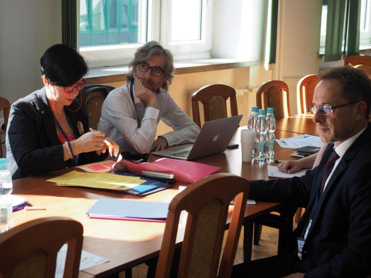 """Konferencja """"Myśl filozoficzno-społeczna w Hiszpanii i..."""