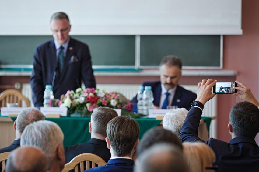 Panel o polityce zagranicznej - IV Kongres Politologii