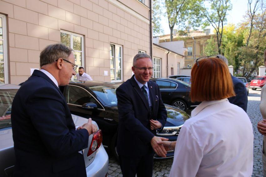 """IV Ogólnopolski Kongres Politologii """"Państwo w czasach..."""