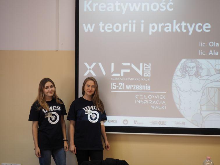 WFiS - XV Lubelski Festiwal Nauki - Galeria zdjęć