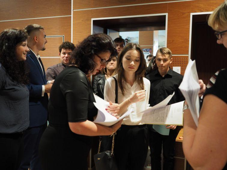 Immatrykulacja WFiS 2018/19