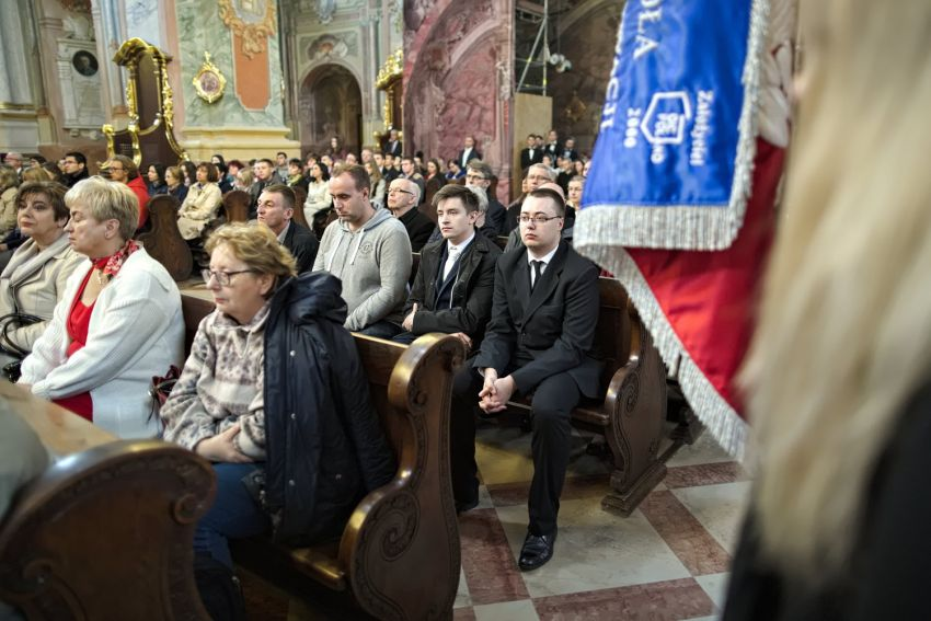 Msza akademicka na rok 2018/2019