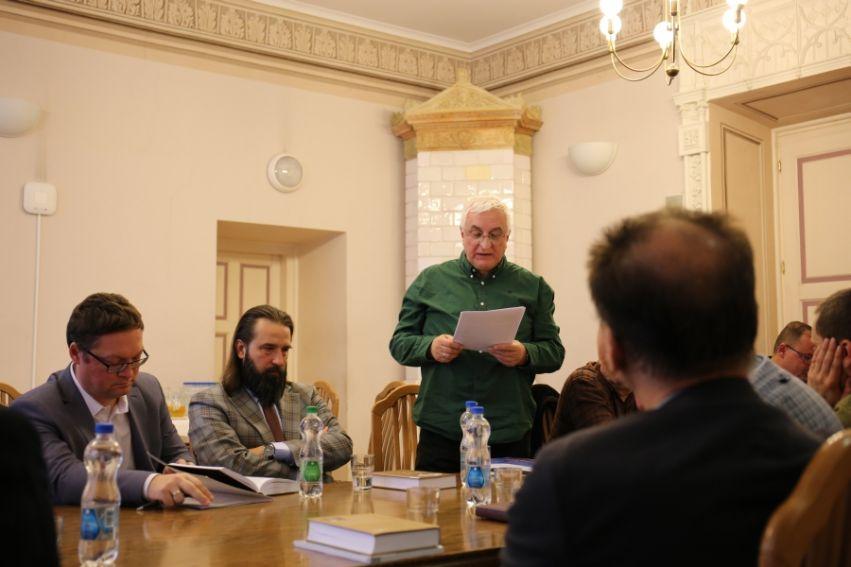 Dyskusja o książce dr. Waldemara Buliry