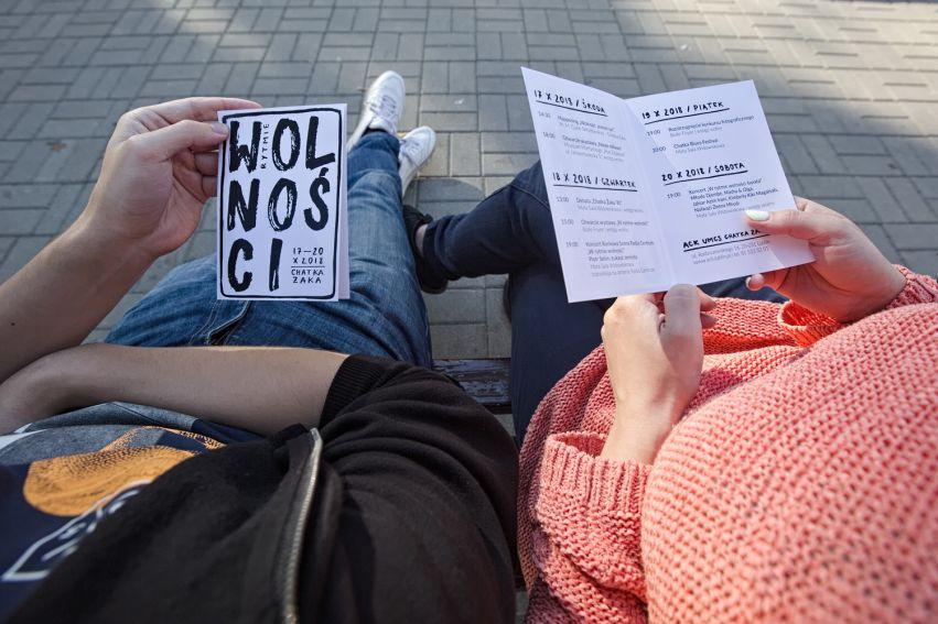 """Festiwal """"W rytmie wolności"""" - ACK UMCS Chatka..."""