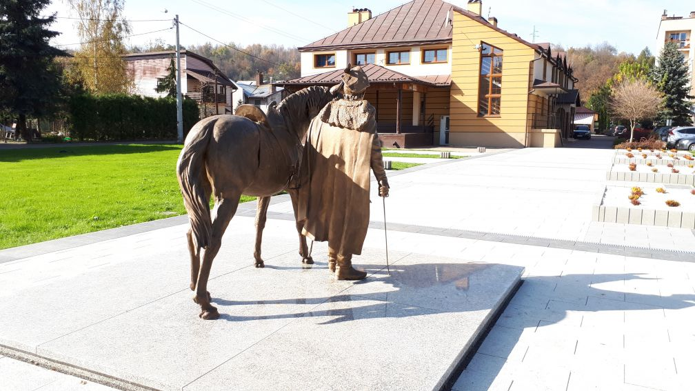 Odsłonięcie pomnika Nieznanego Konfederata autorstwa dr...
