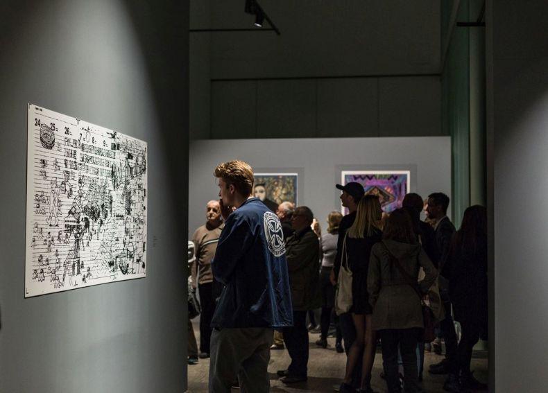 10 Triennale Grafiki Polskiej
