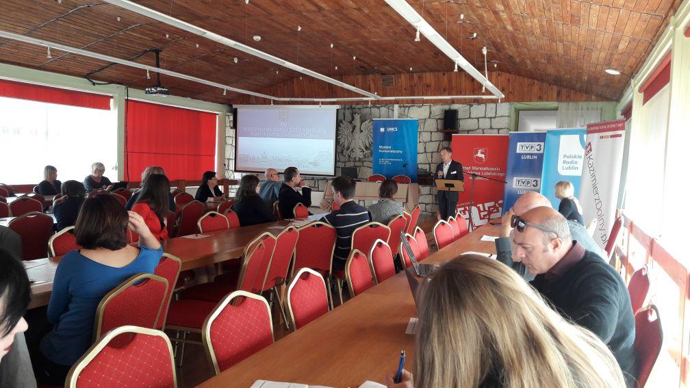 XXI Konferencja Onomastyczna w Kazimierzu Dolnym