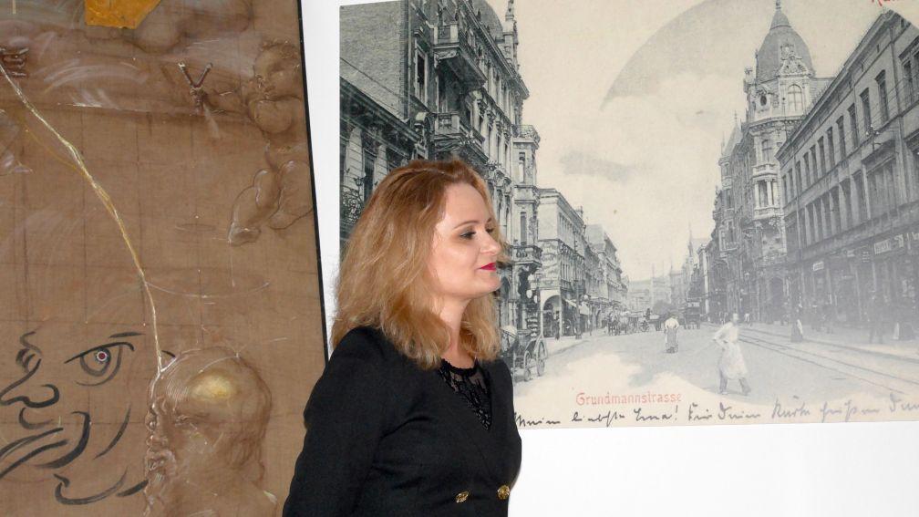 Wieczór autorski dr hab. Małgorzaty Stępnik w Muzeum...