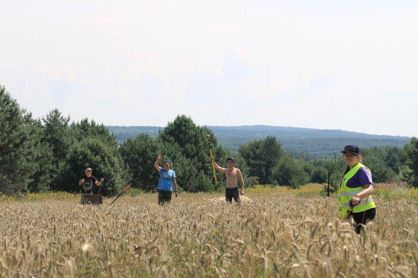Annopol i okolice - lato 2018.
