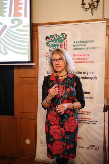 III Międzynarodowa Konferencja Latynoamerykanistyczna -...