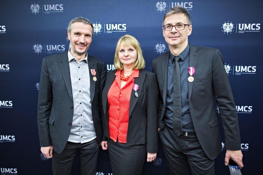 Odznaczenia dla pracowników UMCS