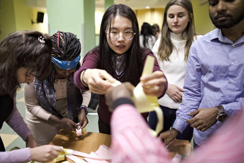 Spotkanie integracyjno-andrzejkowe dla studentów...
