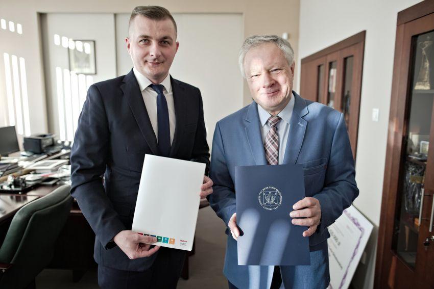 Porozumienie pomiędzy UMCS i Raben Logistics Polska...