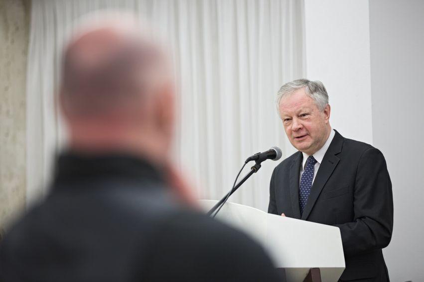 Konferencja z okazji jubileuszu prof. Jana Adamowskiego
