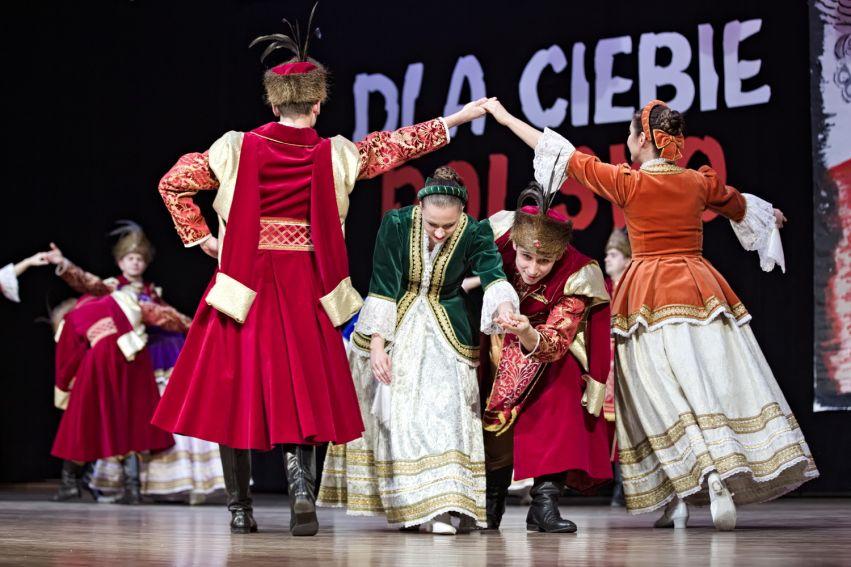 Koncert Studenckich Zespołów Folklorystycznych