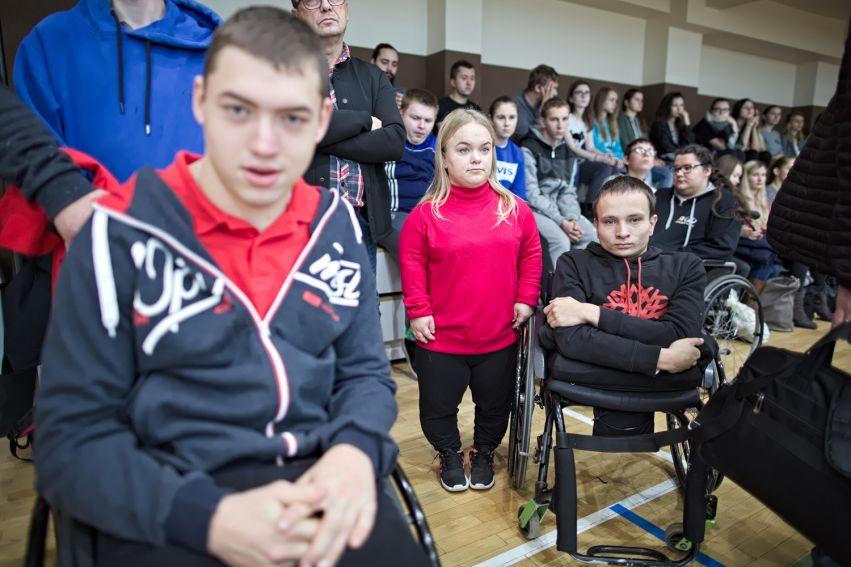 Mikołajkowy turniej Boccia