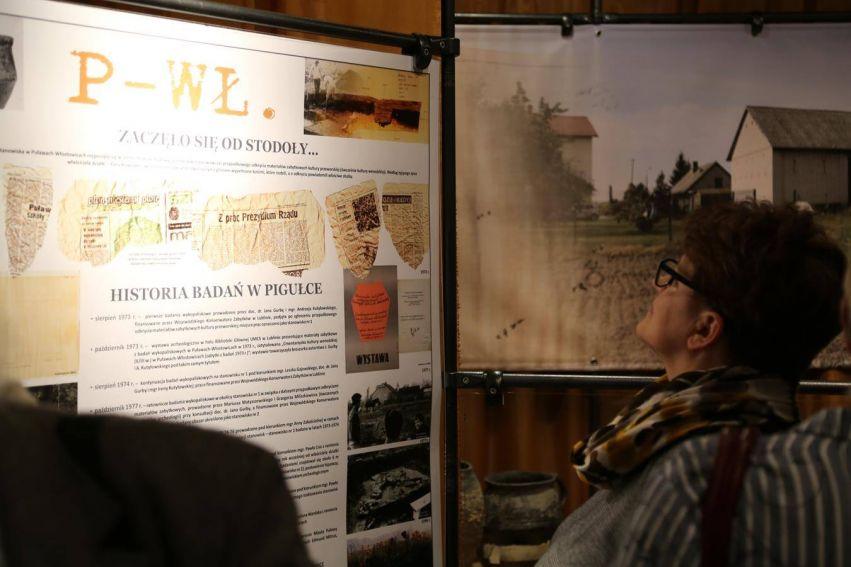 Puławy-Włostowice: wirtualna wycieczka po wystawie (cz. 1)