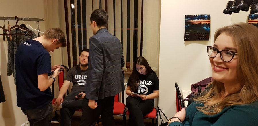 Dyskusja o sytuacji na Ukrainie w TVP 3 Lublin