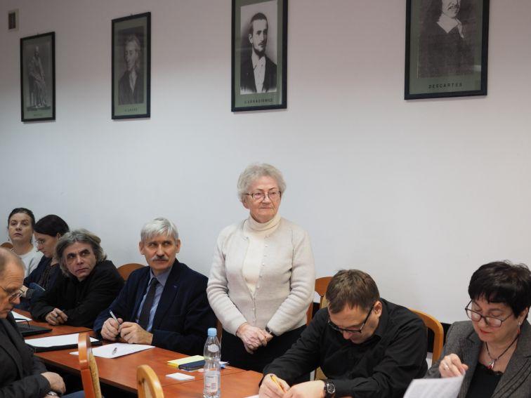 Jubileusz Pani Profesor Zofii Kawczyńskiej-Butrym