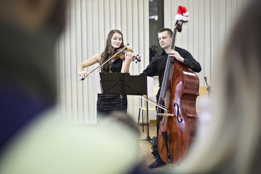 International Student Christmas Celebration