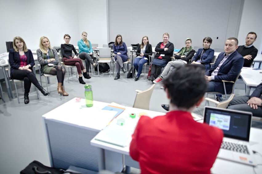 Zdjęcia z II Forum Młodych Naukowców