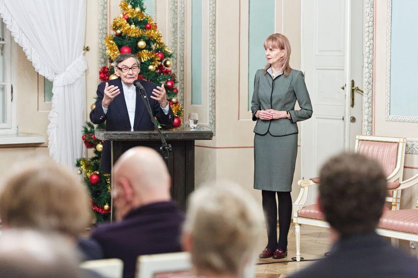 Medal Amicis Universitatis Mariae Curie-Skłodowska dla...
