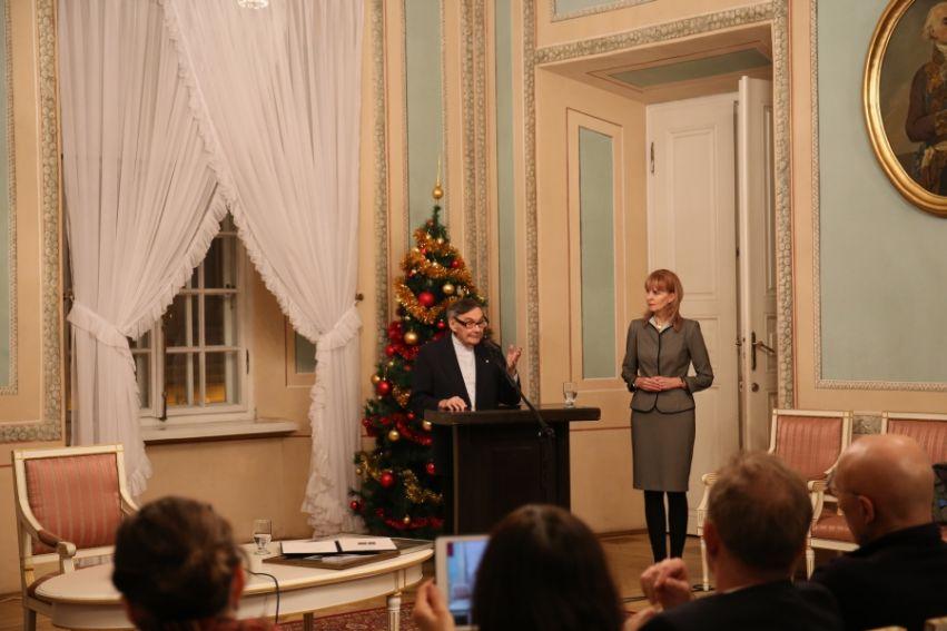 Medal Amicis dla Redaktora Mariana Turskiego -...
