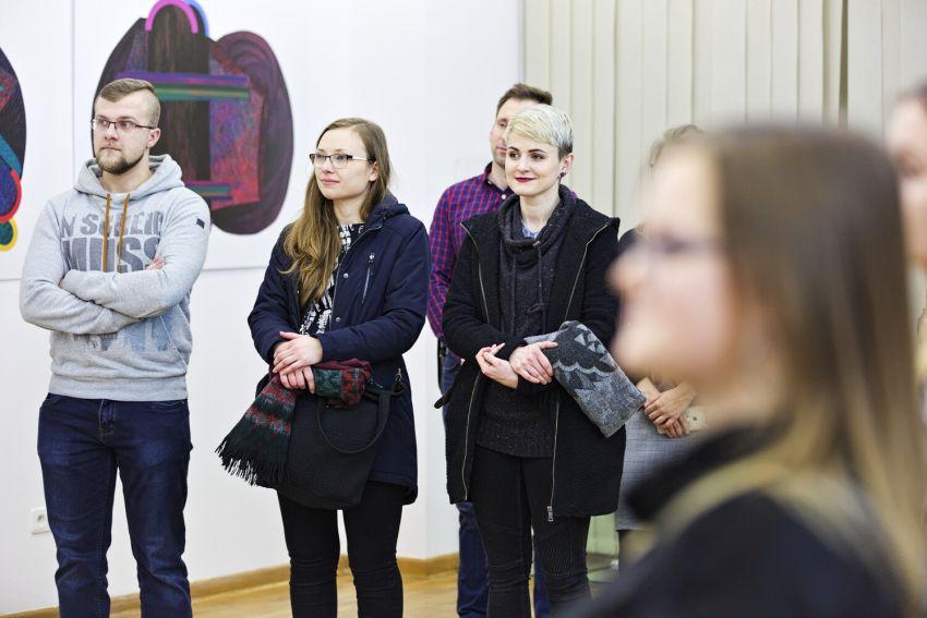 """Wystawa Michała Mikulskiego """"Grafika cyfrowa"""""""