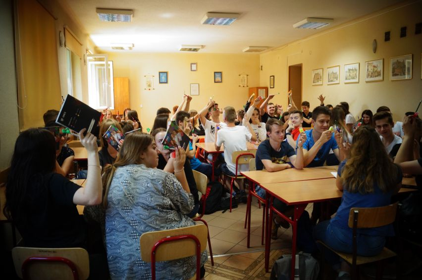 Warsztaty językowe - Ostrowiec Świętokrzyski