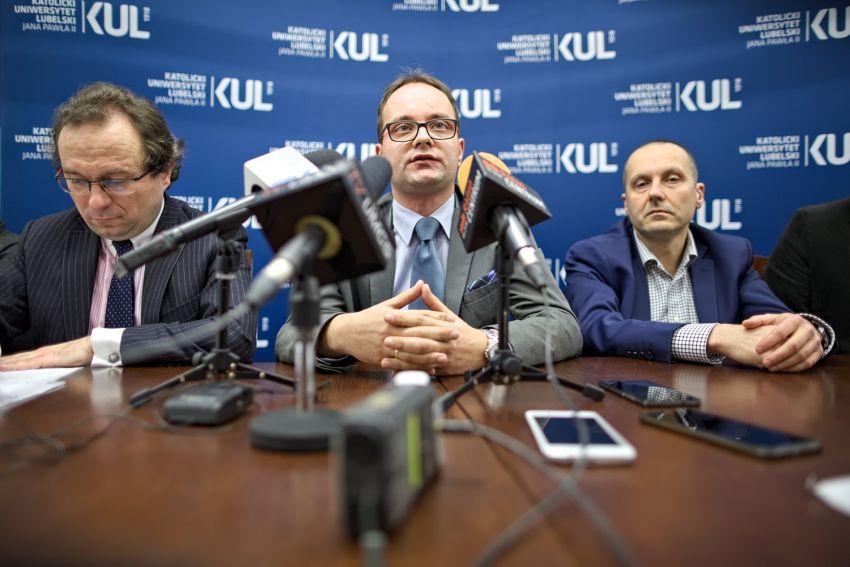 """Konferencja prasowa - projekt """"Inkubator..."""