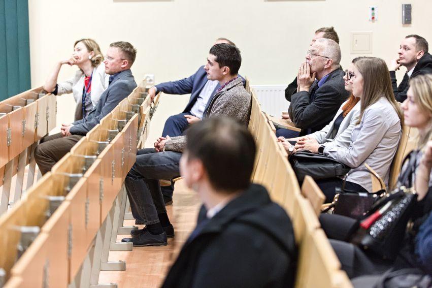 Forum Młodych Naukowców - spotkanie 1 na WNoZiGP