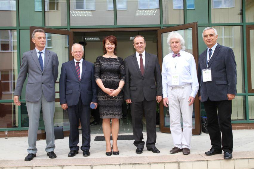 Kongres Geografów Polskich (czerwiec 2015) - sesja plenarna
