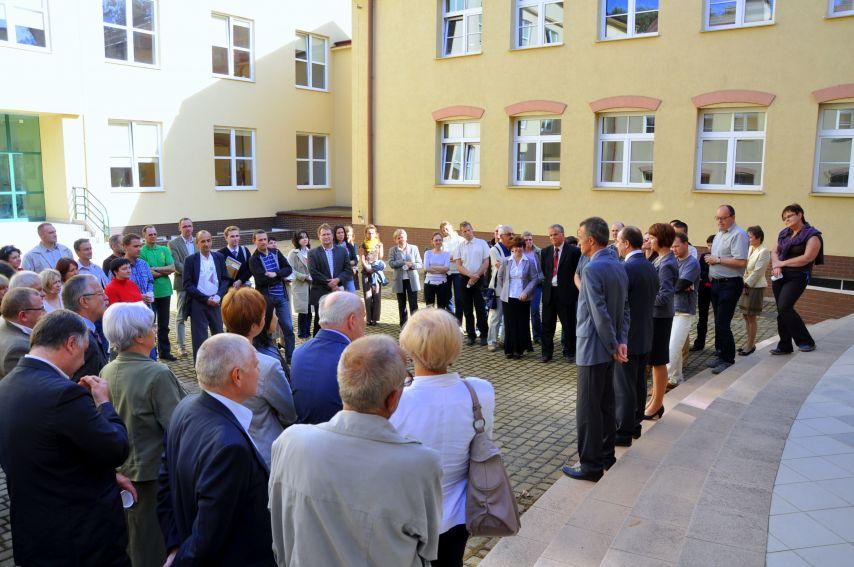 3 października 2011 r. - zebranie pracowników INoZ