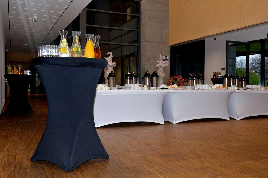 Przestrzeń na catering w Centrum ECOTECH-COMPLEX