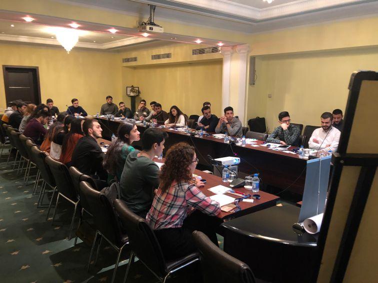 Dzień Drzwi Otwartych UMCS w Baku