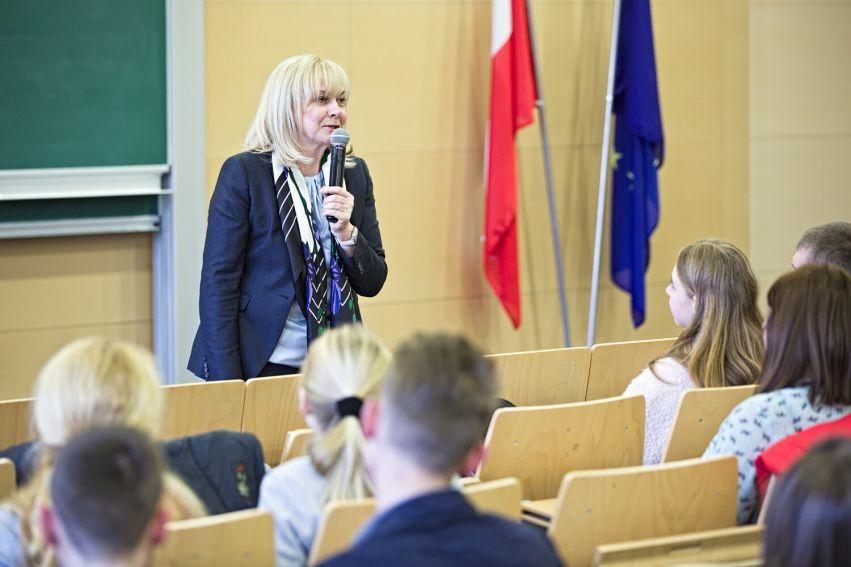 Spotkanie z laureatami konkursu Europa to my